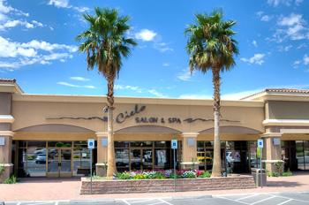 Cielo Salon TLC Computer - Stitch360 Google Photographer Vegas Steve Cook